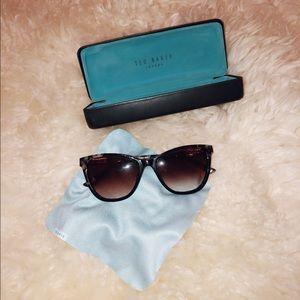TED BAKER LONDON- Cat Eye Sunglasses